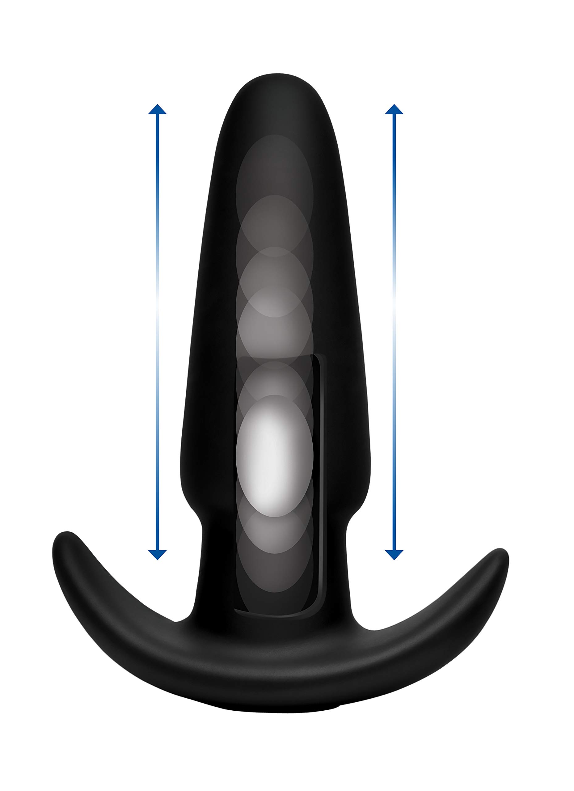 Thump It Kinetic Thumping 7x Anal Plug by Thump It
