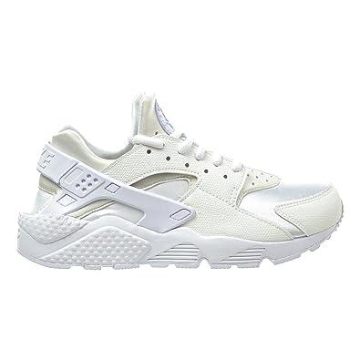 nike huarache womens white