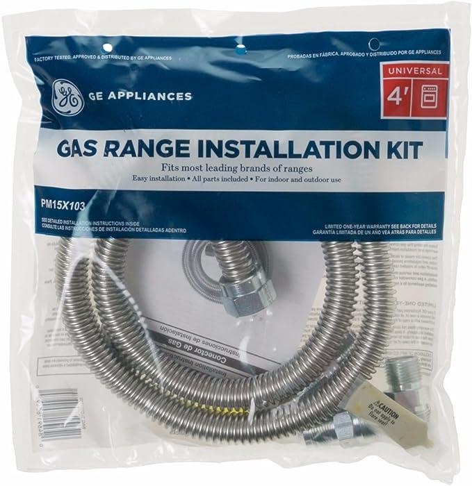 Top 10 Ge Universal Gas Range Installation Kit
