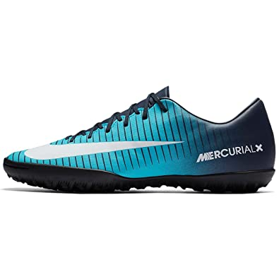 NIKE MercurialX Victory VI TF Men's Soccer Turf Shoe (6.5 D(M) US