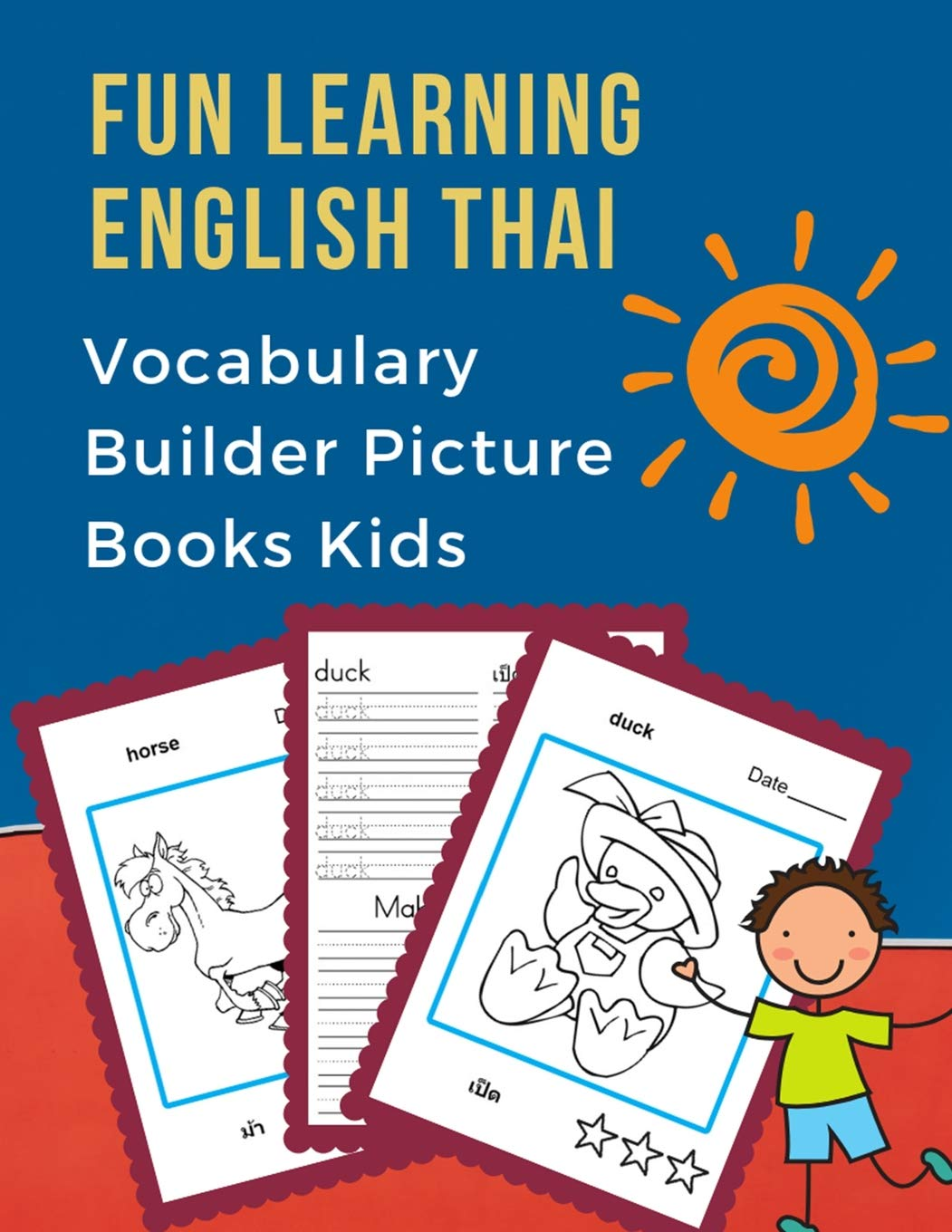 Why Am I Green?  Childrens Picture Book English-Thai (Bilingual Edition)