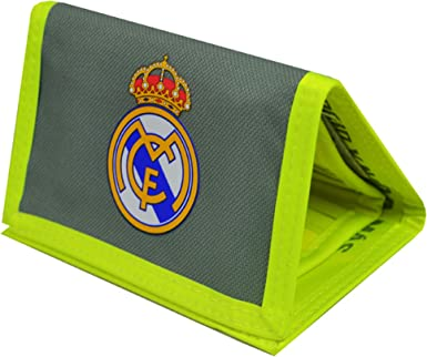 BL Real Madrid Nylon Wallet - GIFT