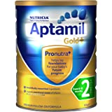 Aptamil Gold+ 2 Follow-On Formula From 6 to 12 Months Babies 900g