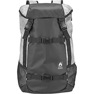 e4c02e5a4 Amazon.com | Nixon Unisex Landlock III Backpack Concrete One Size ...