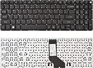 SUNMALL Replacement Keyboard Compatible with Acer Aspire 3 A315-21 A315-31 A315-51 A315-52.Aspire 5 A515-41G A515-51G A517-51G N17C3.Aspire 6 A615-51G Aspire 7 A715-71G Black Us Layout