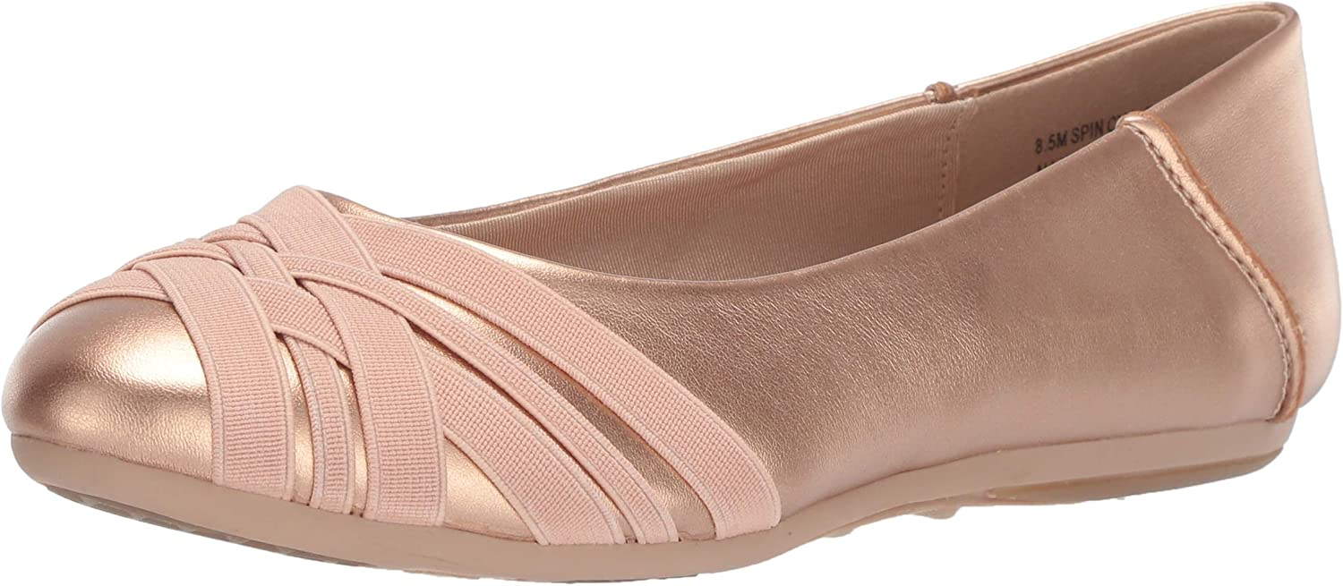 Aerosoles Women's Spin Cycle Ballet Flat