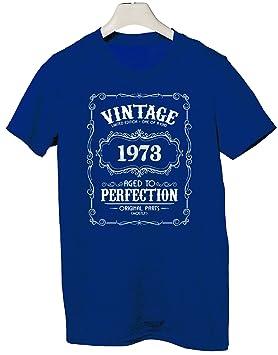 Tshirt 1973 - Idea Regalo para cumpleaños - For Birthday ...