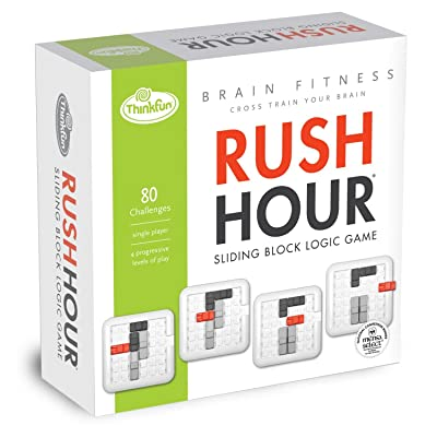 Rush Hour: Brain Fitness: Game: Toys & Games