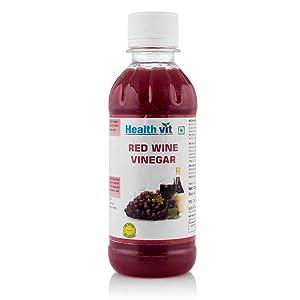 HealthVit Red Wine Vinegar - 250 ml