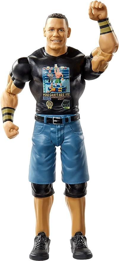 Mattel WWE Basic Series 100 John Cena Action Figure