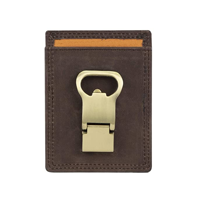 los angeles differently outlet online Timberland PRO Men's Leather Front Pocket Wallet with Money Clip