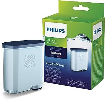 Oferta amazon: Philips CA6903/10 Filtro de Agua Aquaclean para Máquinas de Café Espresso Automáticas, Verde, 6x9.5x14.5 cm