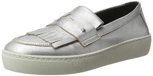 Tommy Hilfiger S1285uzie 4z1, Mocasines para Mujer: Amazon.es: Zapatos y complementos