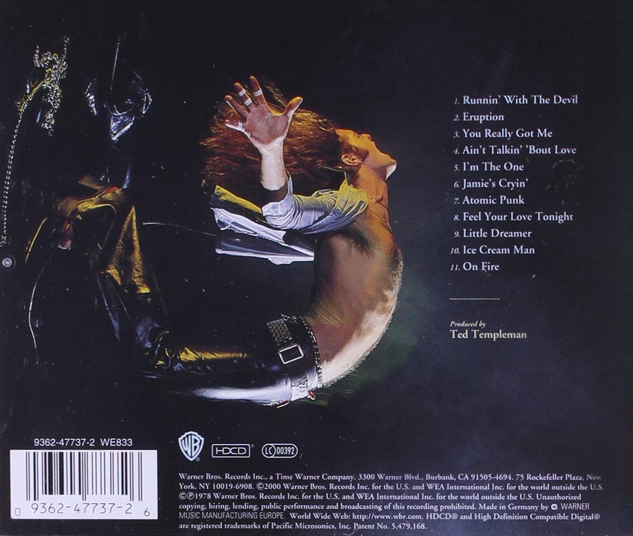 van halen 2 full album