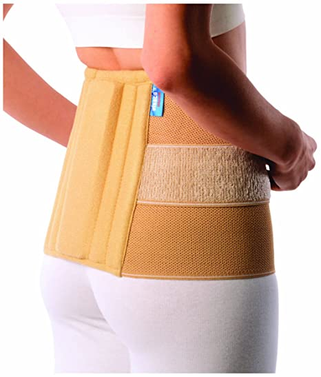 Buy Vissco Sacro Lumbar Belt Double Straping New Design - Large ...