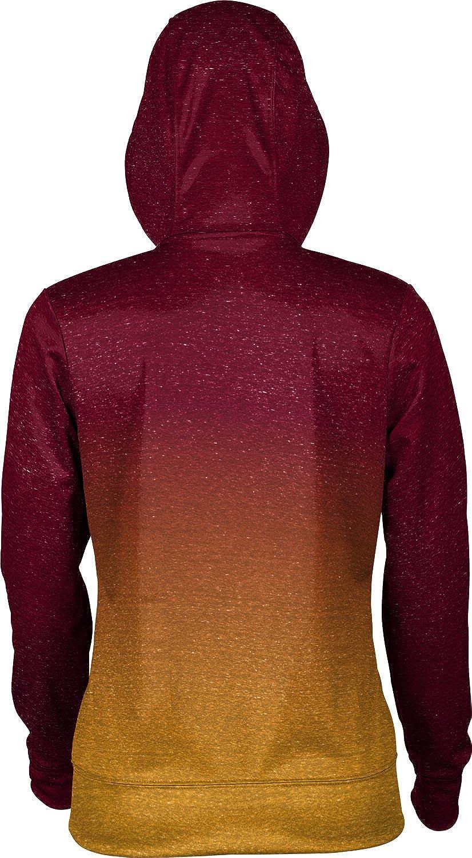 Ombre ProSphere Ursinus College Girls Zipper Hoodie School Spirit Sweatshirt