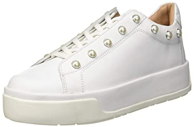 df77be3607e039 Twin Set Damen CA8PBU Sneaker Bianco Ottico, 41 EU: Amazon.de ...