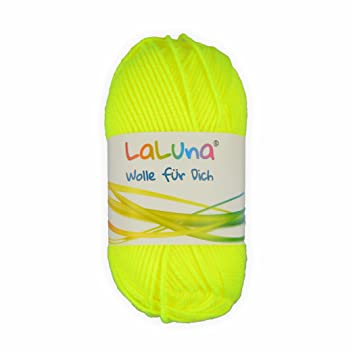 Creleo 791919 Uni Wolle 100 Polyacryl Wolle Garn Zum Stricken Und