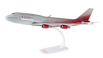 Herpa 611244 Rossiya Airlines Boeing 747-400 - Kit de ...