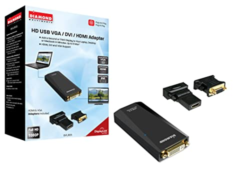 DIAMOND USB DISPLAY ADAPTER DRIVERS WINDOWS XP