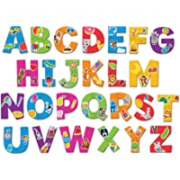 Learning Resources LER8590 Alphabet Puzzle Cards (52 Piece)