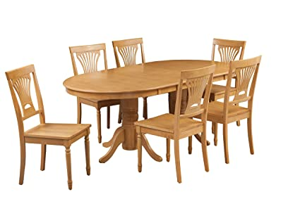 Image Unavailable Not Available For Color Trithi Furniture Portland Solid Wood Dining
