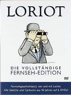 Loriot   Die Vollständige Fernseh Edition   Alle Sketche Und Cartoons Aus  40 Jahren [