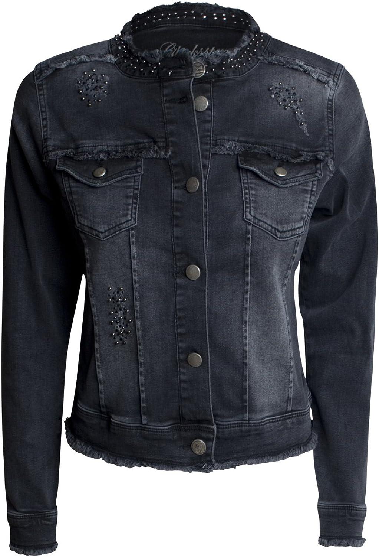 glücksstern jeans jacke frieda