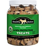 Healthy Baker Lawn Protection Biscuits -Wholesome and Delicious Treats for Dogs.