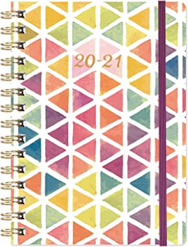 """Academic Weekly  Monthly Planner July 2020 6.4/"""" x 8.5/"""" 2020-2021 Planner"""