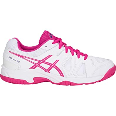ASICS Gel-Game 5 GS, Zapatillas de Tenis Unisex bebé: Amazon.es ...