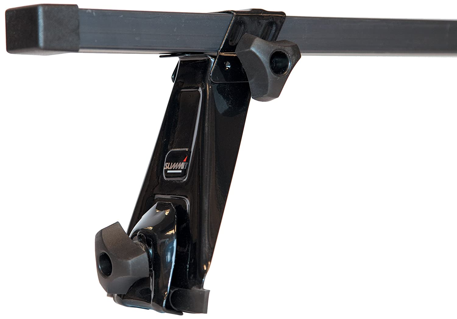 for Cars Without Running Rails Pair of Summit Sum-200 Multifit Roof Bars
