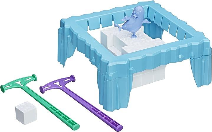 Amazon.com: Juego de mesa no rompas el hielo: Hasbro: Toys ...