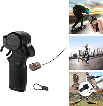 Radio Transmitter Remote Controller for Remote Control Electric Skateboard