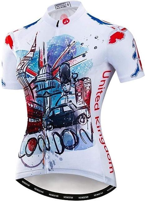 Camisa De México Francia Italia Reino Unido Canada Ciclismo ...