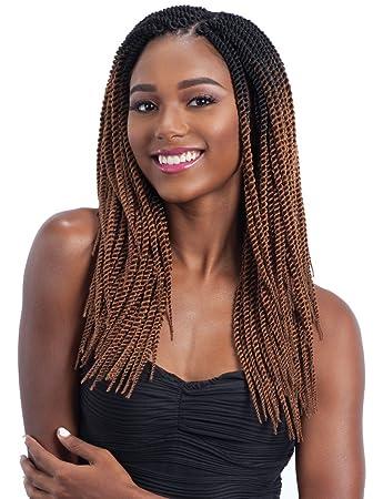 Amazoncom Large Senegalese Twist 14 4 Medium Brown Freetress