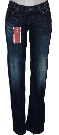 neue Fotos detaillierte Bilder klassische Schuhe ONLY Stretch-Jeans Stretchjeans Auto Low Straight RO778 ...