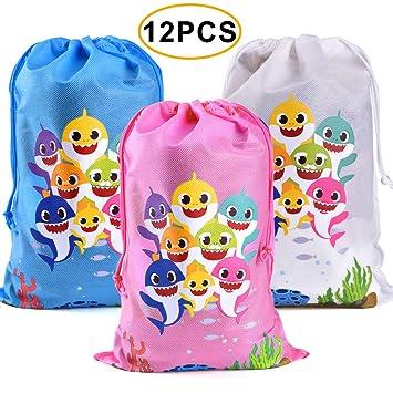 Amazon.com: Bolsas con cordón para fiesta de bienvenida de ...