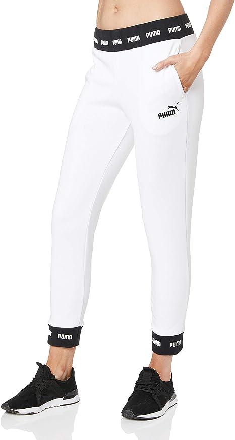 PUMA Damen Trainingshose Amplified Sweat Pants TR CL 854382