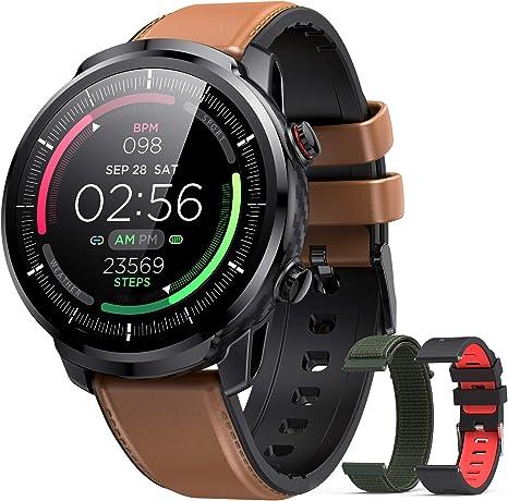 Reloj Inteligente Hombre, Hommie Smartwatch Hombre de