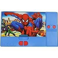 DreamBag Spiderman Big Jumbo Pencil Box (Multicolour)