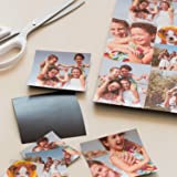 """Avery Magnet Sheets , 8-1/2"""" x 11"""", White, Case"""