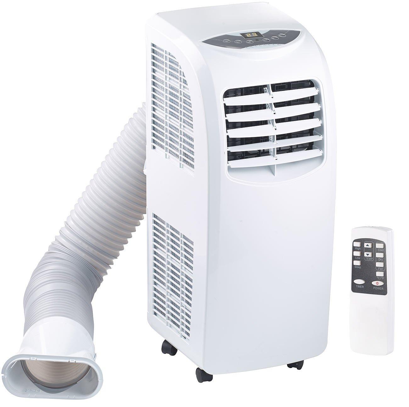 Sichler Haushaltsgeräte Klimageräte: Mobile Monoblock-Klimaanlage ...