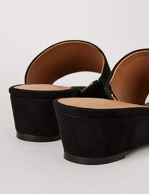 Marca Amazon - find. Olay-s-1a-4 - Zapatos de tacón con punta ...