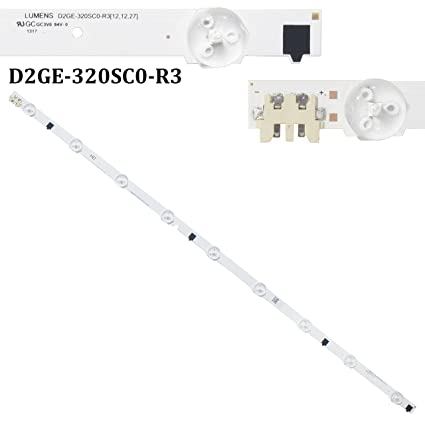 Amazoncom 1pcs 650mm Led Backlight Lamp Strip 9 Leds For Samsung