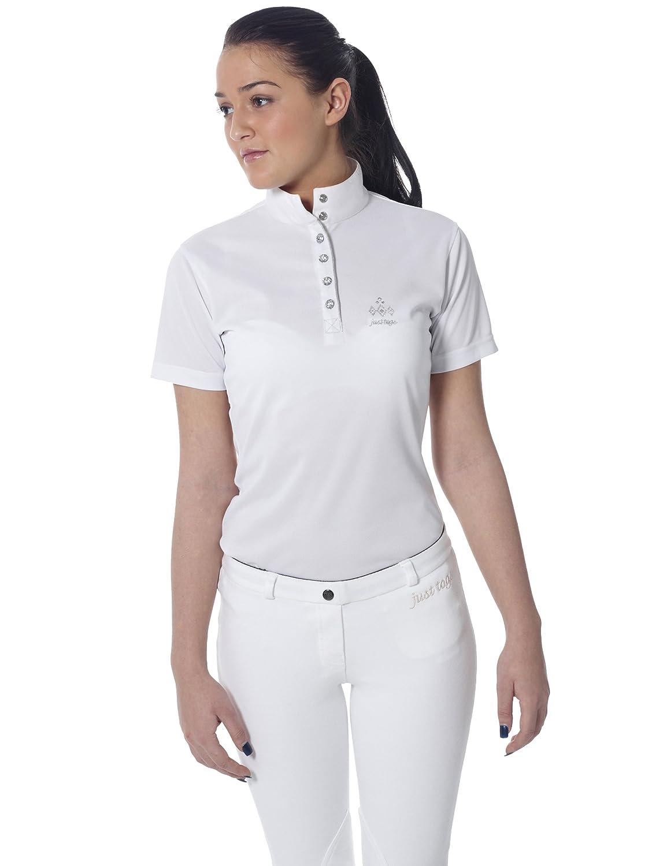 Just Togs Women's Dazzle Show Shirt