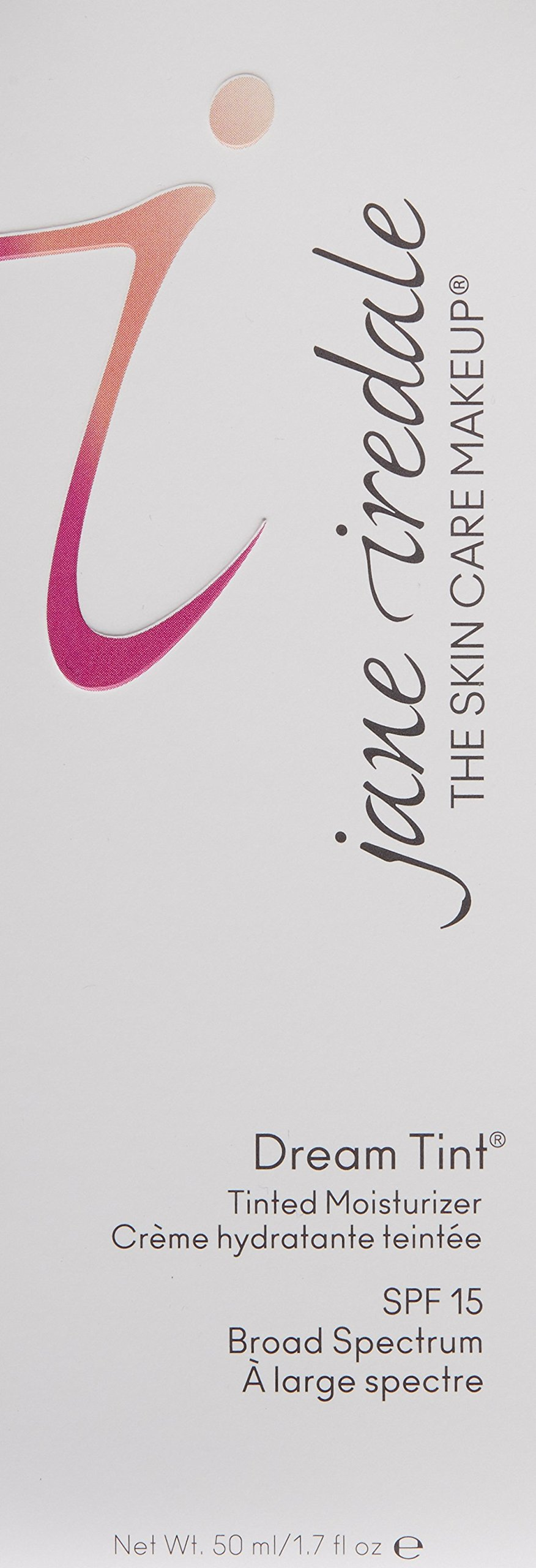 jane iredale Dream Tint Tinted Moisturizer, Medium, 1.7 oz. by jane iredale (Image #4)