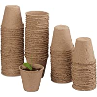 MMBOX Cultivation Potts in The Set, Biodegradable,