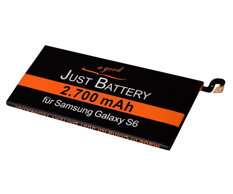 original JuBaTec Akku für Samsung Galaxy S6: Amazon.de: Elektronik