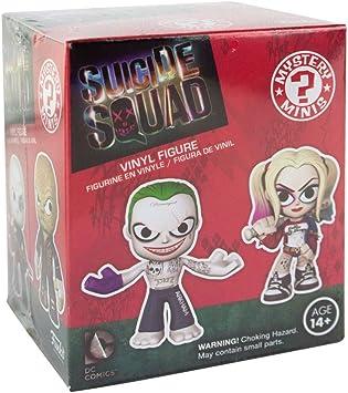 Suicide Squad Funko Mystery Minis: Amazon.es: Juguetes y juegos